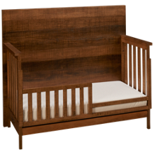 Westwood Designs Urban Rustic Crib To Toddler Bed