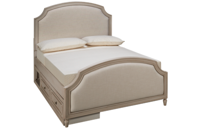 Legacy Classic Emma Full Upholstered Storage Bed