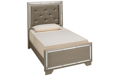 Ashley Lonnix Twin Upholstered Bed