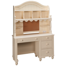 Legacy Classic Summerset Desk and Hutch