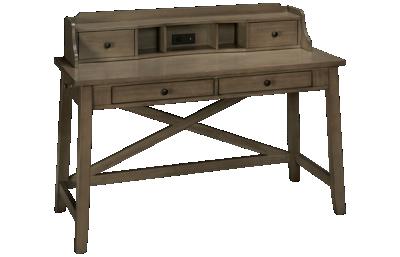 Legacy Classic Farm House Desk and Hutch