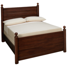 Universal Expedition Full Low Post Bed