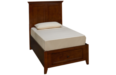Intercon San Mateo Twin Storage Bed