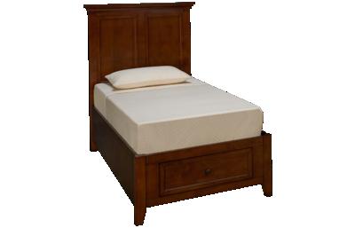 Intercon San Mateo Twin Storage Bed