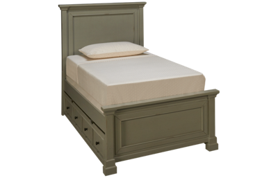 Folio 21 Furniture Stone Bay Twin Bed with