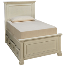 Folio 21 Furniture Stoney River Twin Bed with Trundle