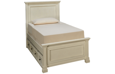 Folio 21 Furniture Stoney River Twin Bed with