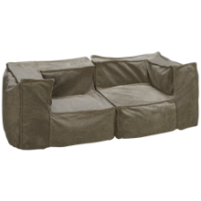 Legacy Classic Crash Pad 2 Piece Loveseat