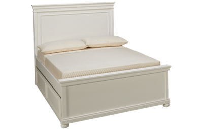 Legacy Classic Canterbury Full Panel Bed with Trundle