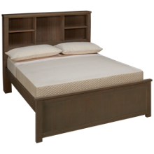 NE Kids Highlands Full Bookcase Bed