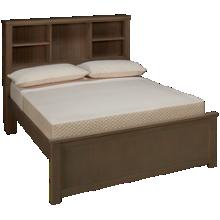 NE Kids Highlands Full Bookcase Bed