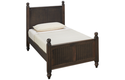 Oak Designs Surf City Twin Morgan Bed