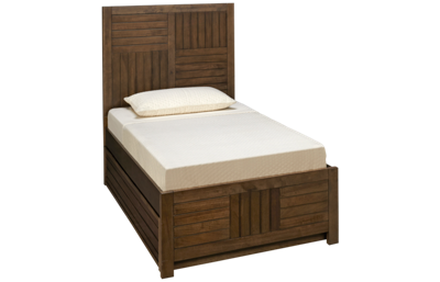 Legacy Classic  Summer Camp Twin Panel Bed with Trundle