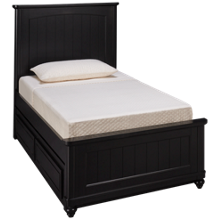 Legacy Classic Crossroads Twin Panel Bed with Trundle
