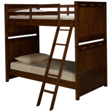 Legacy Classic Lake House Twin Over Twin Bunk Bed