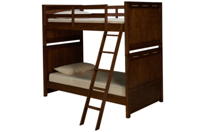 Legacy Classic Lake House Twin Over Twin Bunk