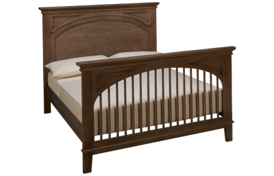 Westwood Designs Leland Convertible Crib To Full Bed