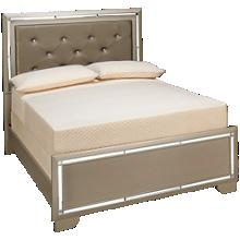 Ashley Lonnix Full Upholstered Bed