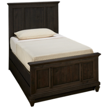 Magnussen Calistoga Twin Panel Bed with Trundle
