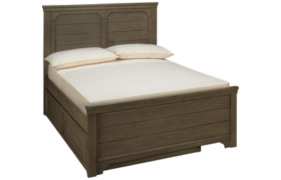 Legacy Classic Farm House Full Mansion Bed with Trundle