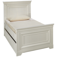 Universal Classics 4.0 Twin Panel Bed with Trundle