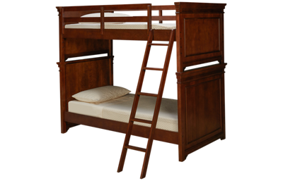 Legacy Classic Canterbury Twin Over Twin Bunk Bed