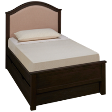 NE Kids Highlands Twin Bailey Bed with Trundle