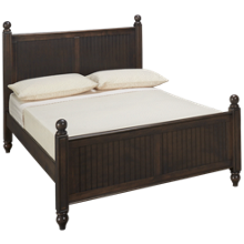 Oak Designs Surf City Full Morgan Bed