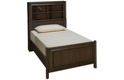 Universal Savannah Twin Bookcase Bed