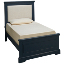 Winners Only Tamarack Twin Upholsted Bed