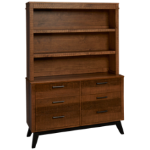 Westwood Designs Urban Rustic Hutch and Dresser