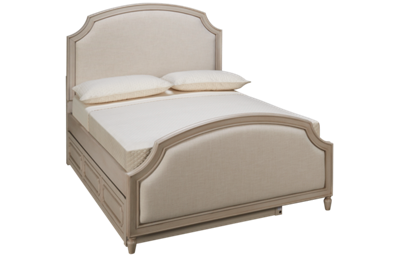 Legacy Classic Emma Full Upholstered Trundle Bed