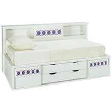 Ashley Zayley Twin Bookcase Bed
