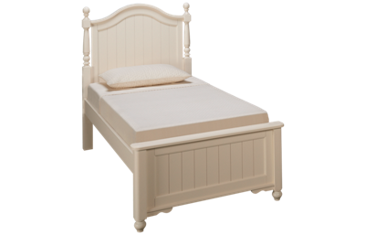 Legacy Classic Summerset Twin Low Poster Bed