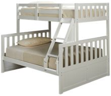 United Mission Hill Twin over Full Bunk Bed