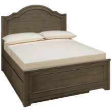 Legacy Classic Farm House Full Panel Bed with Trundle