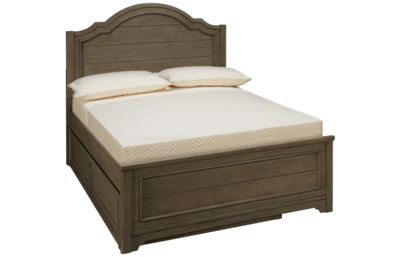 Legacy Classic Farm House Full Panel Bed with