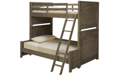 Legacy Classic Farm House Twin over Full Bunk Beds