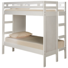 Legacy Classic Rachael Ray Chelsea Twin Over Twin Bunk Bed