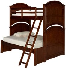 Legacy Classic Impressions Twin Over Full Bunk Bed