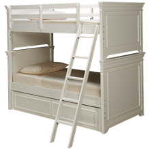 Legacy Classic Canterbury Twin Over Twin Bunk Bed with Trundle