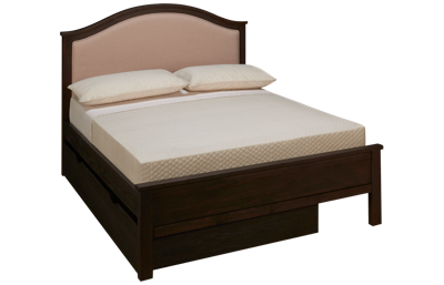 NE Kids Highlands Full Bailey Bed with Trundle