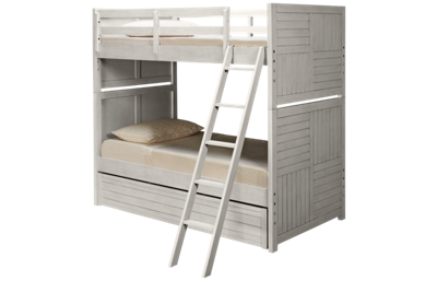 Legacy Classic  Summer Camp Twin over Twin Bunk Bed with Trundle