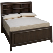 Universal Savannah Full Bookcase Bed