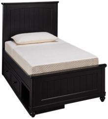 Legacy Classic Crossroads Twin Panel Bed with Storage