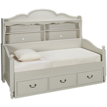 Legacy Classic Inspirations Bookcase Daybed with Underbed Storage Drawer