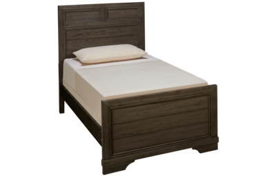 Westwood Designs Foundry Twin Panel Bed