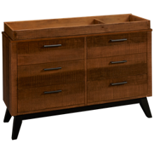 Westwood Designs Urban Rustic Dresser and Changing Tray