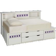 Ashley Zayley Full Bookcase Bed