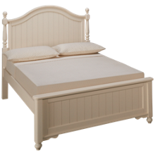 Legacy Classic Summerset Full Low Poster Bed